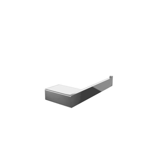 V3013 - Volkano Cinder Toilet Paper Holder (LH) - Chrome