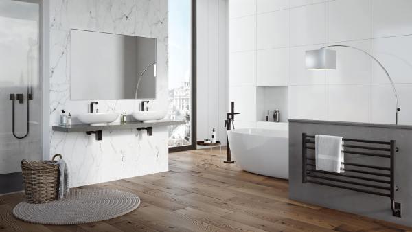 W3605 - Avento Towel Warmer
