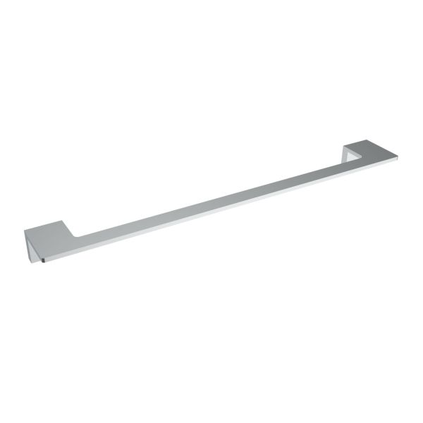 "V61133 - Volkano Ash 18"" Towel Bar - Chrome"