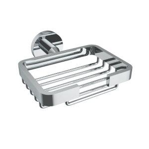 V63593 - Volkano Summit Soap Dish - Chrome