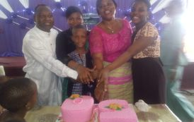 ICOC WARRI MINISTRY LEADERS CELEBRATE MARGARET OBAJE @ 50