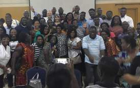 The Marriage Counseling Training Program – Accra, Ghana