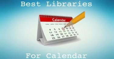 Best Library for Calendar iOS