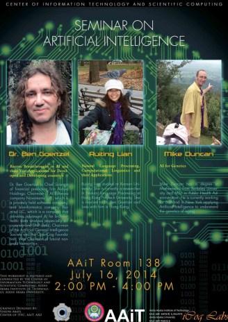 Seminar On Artificial Intelligence