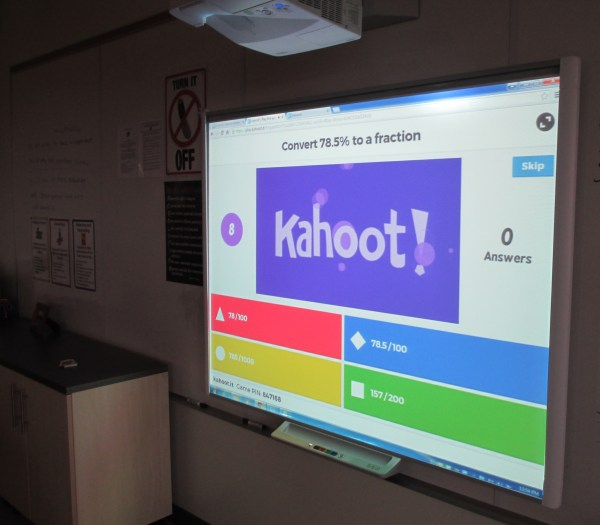Kahoot In Classroom Icogit8