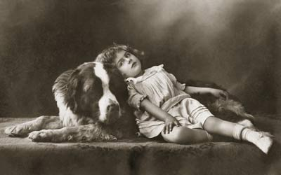 girl-with-a-dog-40x25_40231