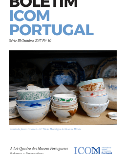 Boletim ICOM Portugal, série III, n.º 10, Out. 2017