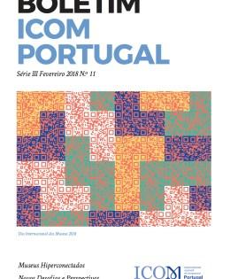 Boletim ICOM Portugal, série III, n.º 11, Fev. 2018