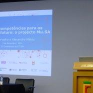 Projeto Mu.SA apresentado na 3ª Conferência do GT-SIM