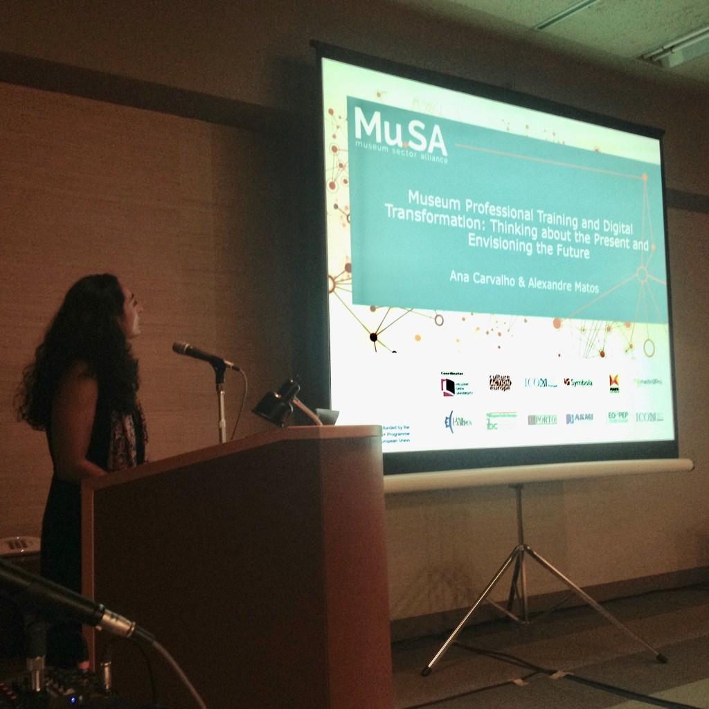 apresentação do MuSA