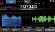Audio scope function