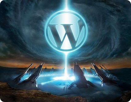 Da b2evolution a WordPress