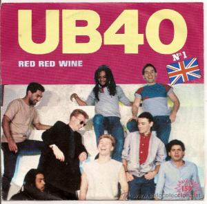 Red Red Wine Ub40 Made In Blog