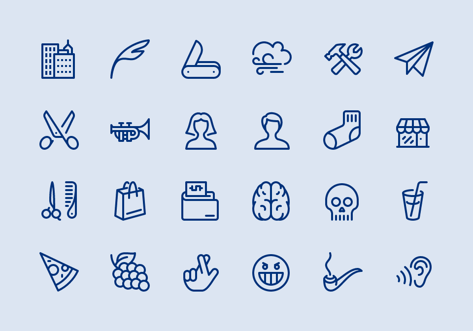 premium icon packs