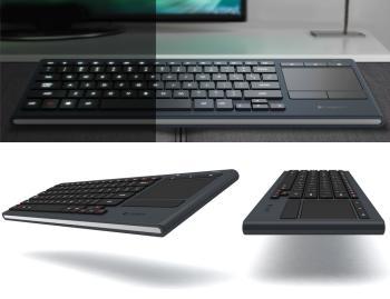Logitech K830 Keyboard review