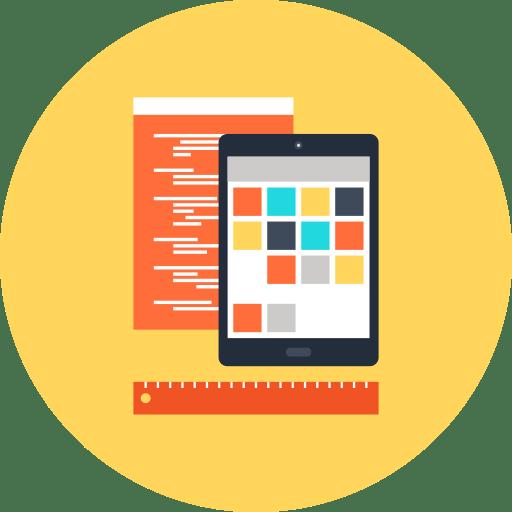 Aplikasi desain pengembangan Ikon Gratis dari Design and