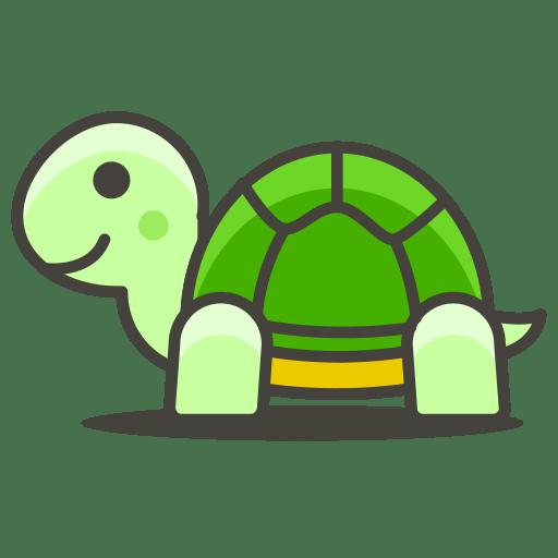 Kurakura hewan Ikon Gratis dari Another Emoji Icon Set