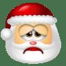 Afbeeldingsresultaat voor trauriger weihnachtsmann cartoon