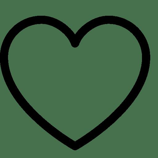 Herz Symbol Kostenlos von Cheat Sheet icons