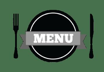 Transparent Food Menu Icon