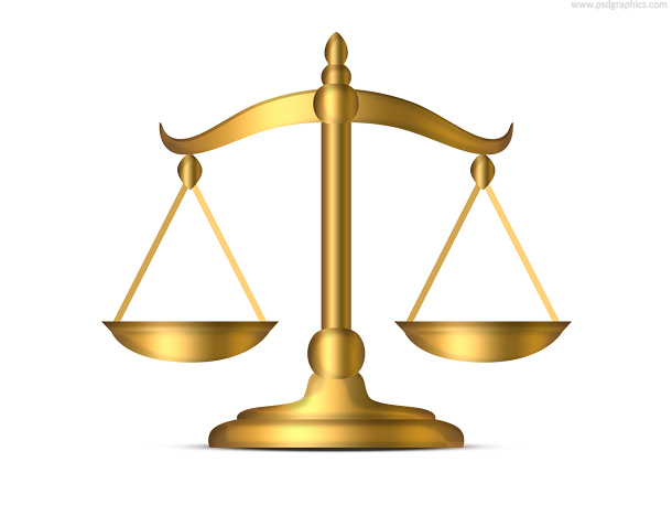 legal scale icon 273224