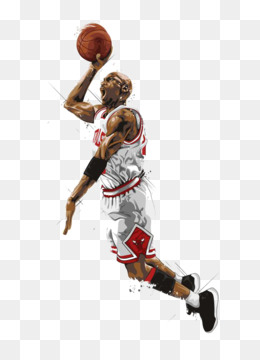Basketball Players Png : basketball, players, Basketball, Player, Silhouette,, Cartoon, Players,, Female, Player,, Dunking,, Shooting,, Without, Ball,, Running