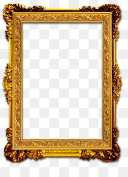 Bingkai Foto Yasin Png : bingkai, yasin, Border, Frames, Frame,, Flower, Floral, Golden, Circle, Vintage, Round, Wedding, Black, White, Square