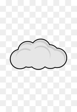 Cloud Cartoon Png : cloud, cartoon, Cloud, Cartoon, Cloud,, Clip,, Small, Cloud., CleanPNG, KissPNG