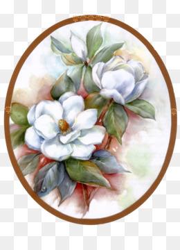 Magnolia Flower Png : magnolia, flower, Magnolia, Flowers, Transparent, Clipart, Download., CleanPNG, KissPNG