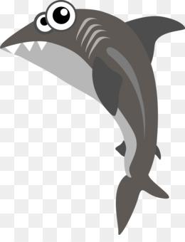 Lumba Lumba Animasi : lumba, animasi, Great, White, Shark, Background, Download, 500*500, Transparent, Download., CleanPNG, KissPNG