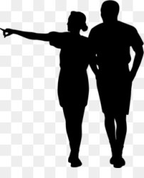 People Silhouette PNG People Silhouette Vector CleanPNG / KissPNG