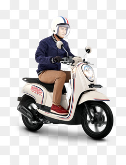 Honda Scoopy Png : honda, scoopy, Honda, Scoopy, Transparent, Clipart, Download., CleanPNG, KissPNG