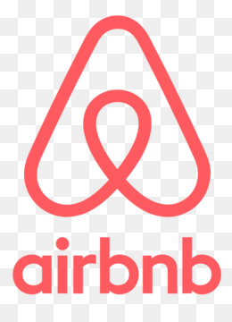 HD Airbnb Logo With Symbol Sign Icon PNG Image | Citypng