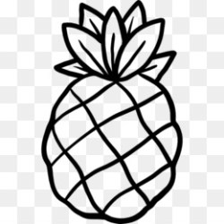 Pineapple Outline PNG and Pineapple Outline Transparent Clipart Free Download CleanPNG / KissPNG