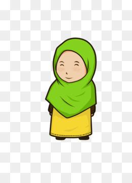 Gambar Kartun Ibu : gambar, kartun, Kartun, Muslimah, Comel,, Gambar, Bercadar,, Solehah., CleanPNG, KissPNG