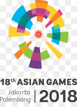 Logo Asian Games 2018 Png : asian, games, Asian, Games, Transparent, Clipart, Download., CleanPNG, KissPNG