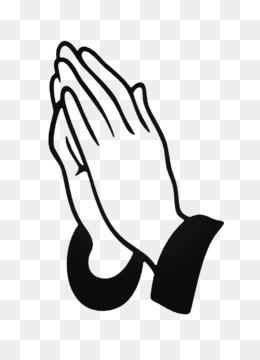 Gambar Berdoa Kristen : gambar, berdoa, kristen, Download, Black, White, CleanPNG, KissPNG
