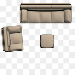 2 seater chaise sofa bed air sleeper top view furniture png and psd free download - couch ...