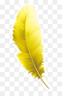 Falling Feathers Wallpaper Yellow Png Amp Yellow Transparent Clipart Free Download