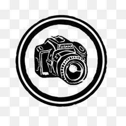 Digital camera Digital SLR Clip art  Logo Kamera png download  600441  Free Transparent