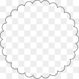 Cute Floral Pattern Wallpaper White Flower Clip Art Page Border Png Download 2041