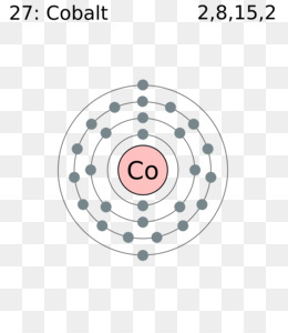 copper atom diagram xbox 360 wiring free download bohr model electron shell valence cobalt png