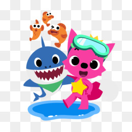 Pinkfong iPhone App Store  BABY SHARK png download  618