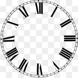 Clock Face PNG & Clock Face Transparent Clipart Free