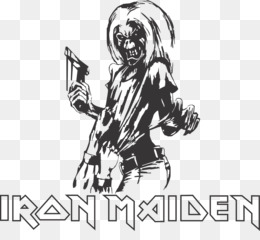 Iron Maiden PNG  Iron Maiden Transparent Clipart Free