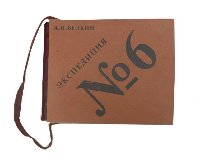 Анатолий Белкин, книга художника