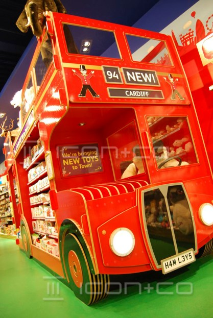 retail props makers, cnc newport cardiff wales, shop props makers, life size display props, giant props, product display unit, children's bedrooms, kids murals, playrooms, kids furniture, fake double-decker bus london route master