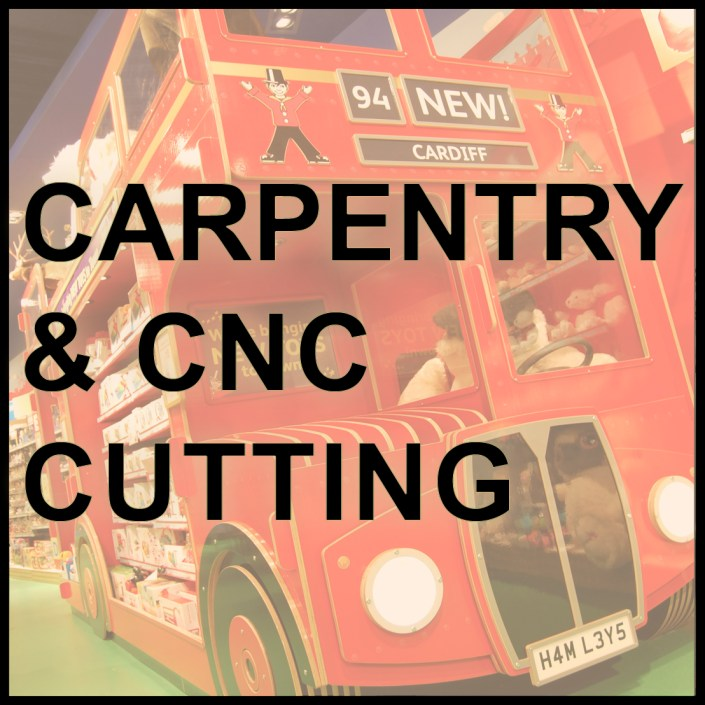Carpentry & CNC, joinery, cnc router cutting service south wales,