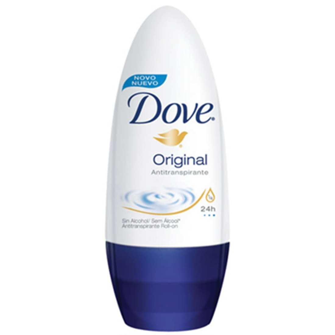 Dove roll on
