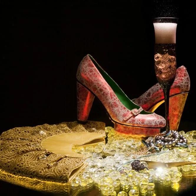 moda sobre la mesa FR 2011